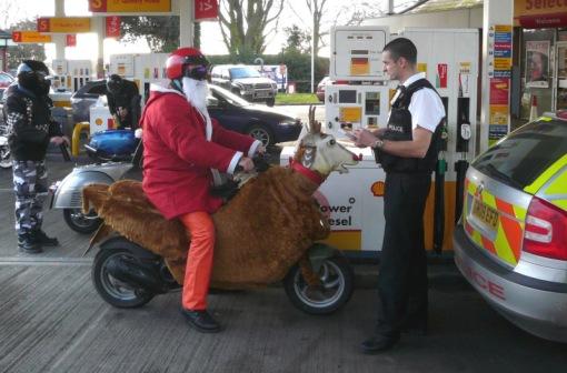 scooter-santa